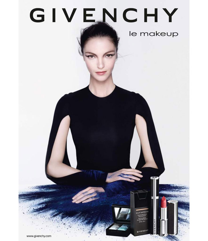 Mariacarla-Boscono-for-Givenchy-Le-Makeup-Fall-2013-1